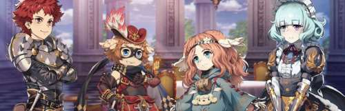 Aoki Tsubasa no Chevalier sur PS Vita devient Saviors of Sapphire Wings sur Switch et PC