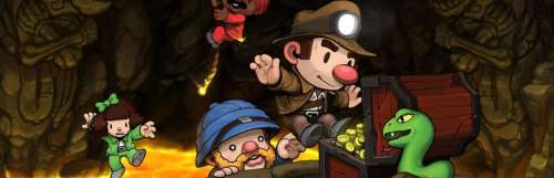State of play #6 août 2020 - Spelunky 2 commencera à creuser le 15 septembre