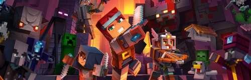 Minecraft Dungeons : DLC, mise à jour et sortie en boîte le 8 septembre