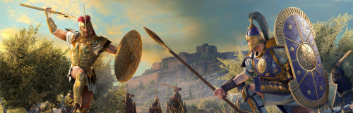 A Total War Saga : Troy est disponible gratuitement sur l'Epic Games Store