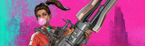 Apex Legends saison 6 : Rempart fait cracher sa grosse mitrailleuse dans une nouvelle bande-annonce