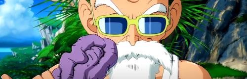 Dragon Ball FighterZ : Tortue Géniale est le prochain combattant en DLC