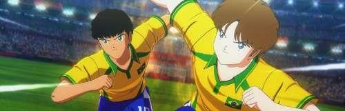 Captain Tsubasa Rise of New Champions défie le Brésil