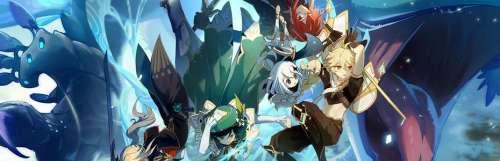 Genshin Impact sortira le 28 septembre sur PC, iOS et Android