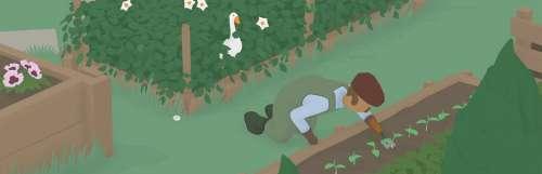 Un mode deux joueurs débarque dans Untitled Goose Game