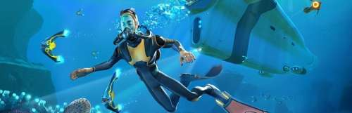 Subnautica et son extension Below Zero arriveront sur Switch en 2021