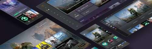 Xbox series x - Xbox Series X : Microsoft dévoile sa nouvelle interface utilisateur