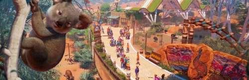 Planet Zoo met l'Australie à l'honneur dans son DLC estival