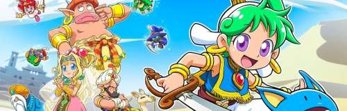 Wonder Boy - Asha : un remake pour Monster World IV