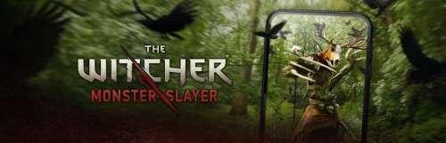 CD Projekt annonce The Witcher : Monster Slayer, un spin-off mobile en réalité augmentée des aventures de Geralt de Riv