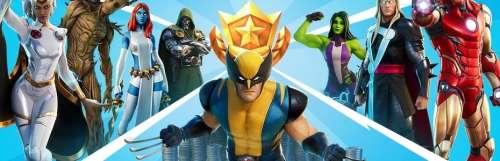 Fortnite : les héros de Marvel débarquent en force dans le Chapitre 2 - Saison 4