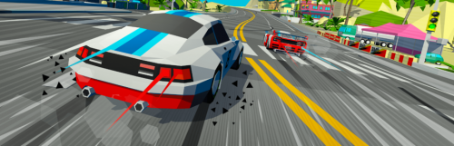 Hotshot Racing sortira le 10 septembre sur PS4, Xbox One, Xbox Game Pass, Switch et PC