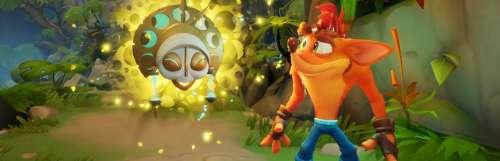Crash Bandicoot 4 : de la réflexion et de l'adresse avec les niveaux Flashback