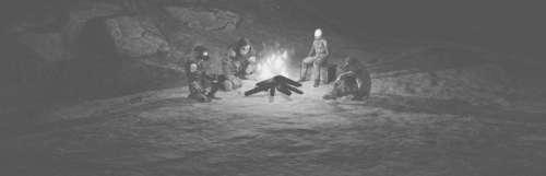 Dear Villagers présente Cendres, un jeu de survie décoloré