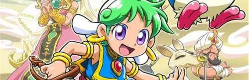 Une première bande-annonce pour Wonder Boy Asha in Monster World