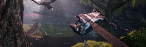 Immersion dans le gameplay animalier d'Away : The Survival Series