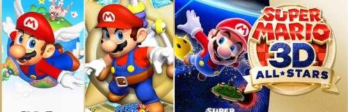 La compilation Super Mario 3D All-Stars débarque le 18 septembre sur Switch pour une durée limitée