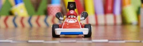 Mario Kart Live : Home Circuit, le nouveau jouet-vidéo de Nintendo