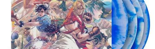 Street Fighter III s'offre une édition deluxe quatre vinyles pour sa bande originale