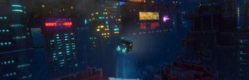 Le jeu d'exploration futuriste Cloudpunk se posera sur consoles le 15 octobre