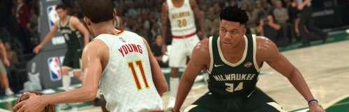 Vivement contesté, NBA 2K21 corrige le tir avec un patch