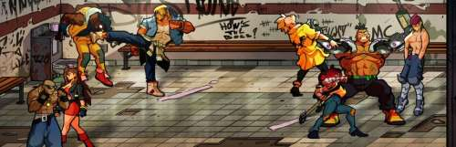 Streets of Rage 4 s'équilibre avec un gros patch
