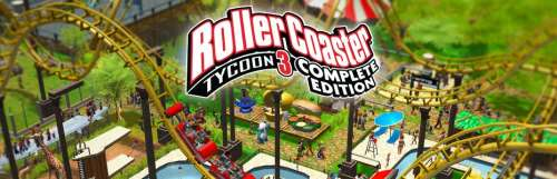 Frontier annonce RollerCoaster Tycoon 3 : Complete Edition sur PC et Switch