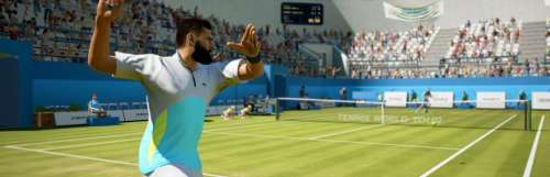 Tennis World Tour 2 sortira le 24 septembre sur PS4, Xbox One et PC