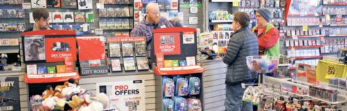 GameStop annonce de nouvelles pertes et enchaîne les fermetures