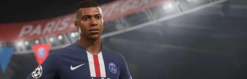 FIFA 21 : Mbappé grimpe dans le top 10 des joueurs les mieux notés