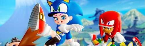 Le free-to-play Ninjala s'habille en Sonic pour un événement temporaire