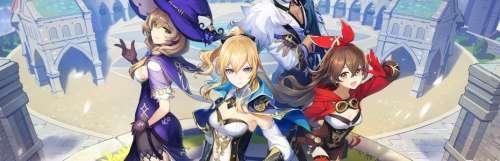 Genshin Impact : trois nouveaux personnages entrent en scène
