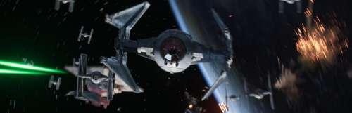 Star Wars Squadrons : un court-métrage et un planeur X-Wing pour Fortnite