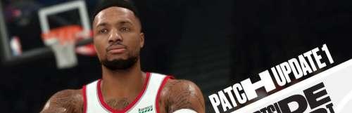 Une première grosse mise à jour pour NBA 2K21