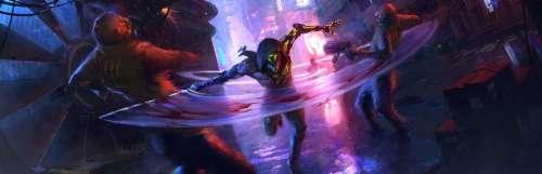 Le jeu d'action cyberpunk Ghostrunner sortira le 27 octobre sur PS4, Xbox One et PC