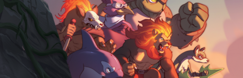 Rivals of Aether : Definitive Edition, c'est le 24 Septembre