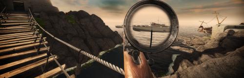 Sniper Elite VR se montre et s'annonce sur Oculus Quest
