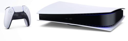 Playstation 5 / ps5 - PS5 : des quantités beaucoup plus limitées pour la Digital Edition