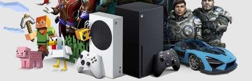 Xbox series x - Xbox All Access : où, quand et comment réserver sa prochaine Xbox Series X|S
