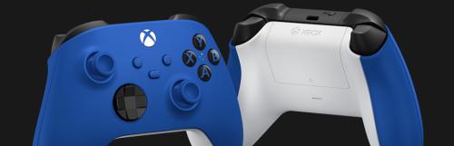 Xbox series x - La manette Xbox Series X|S sera aussi disponible en bleu