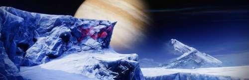 Destiny 2 : une bande-annonce pour Europe, la lune gelée de Jupiter