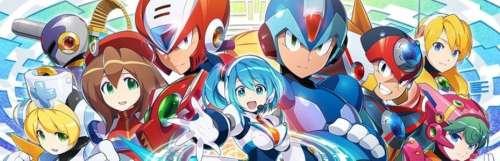 Mega Man X Dive tentera le grand plongeon cet automne