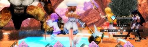 Playstation 5 / ps5 - Neptune re★Verse : des images pour le remake PS5 du premier Neptunia