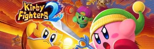 Nintendo vient de sortir Kirby Fighters 2 sur Switch