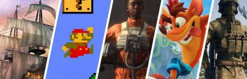 Star Wars Squadrons, Crash Bandicoot 4 et Super Mario Bros 35... votre programme de la semaine du 28/09/2020