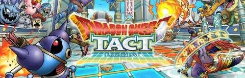 Dragon Quest Tact débarque en Occident sur iOS et Android