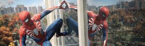 Playstation 5 / ps5 - Sony montre Spider-Man Remastered sur PS5 avec un nouveau visage pour Peter Parker