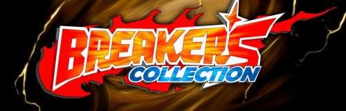 Breakers Collection sortira sur PS4, Xbox One, Switch et PC avec du jeu en ligne