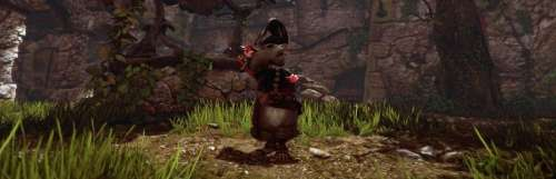 Ghost of a Tale fera son trou sur Switch au mois d'octobre