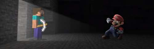 Steve, l'avatar de Minecraft, rejoint Super Smash Bros. Ultimate